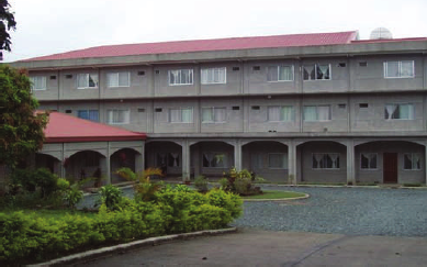St. Paul Scholasticate, Tagaytay City houses the professed  students and the Delegate Superior